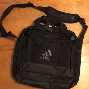 Adidas sheiks coach messenger bag